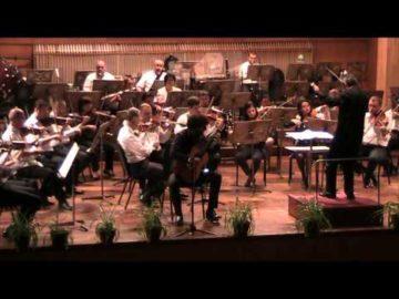 Villa Lobos - Concerto pour guitare