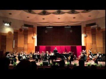 Francesco Di Fiore - Tre Paesaggi (double concerto)